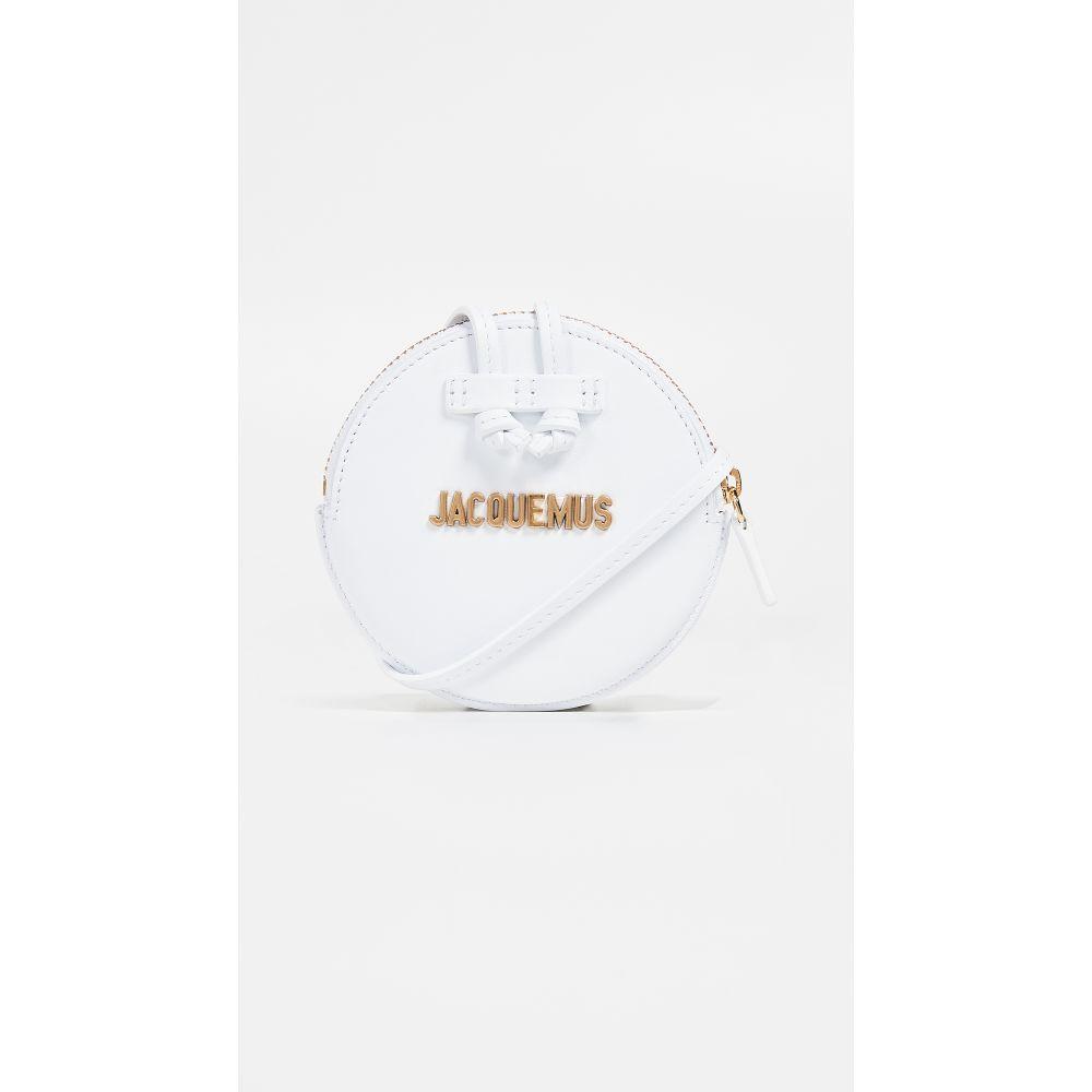ジャックムス Jacquemus レディース バッグ【Le Pitchou Bag】White