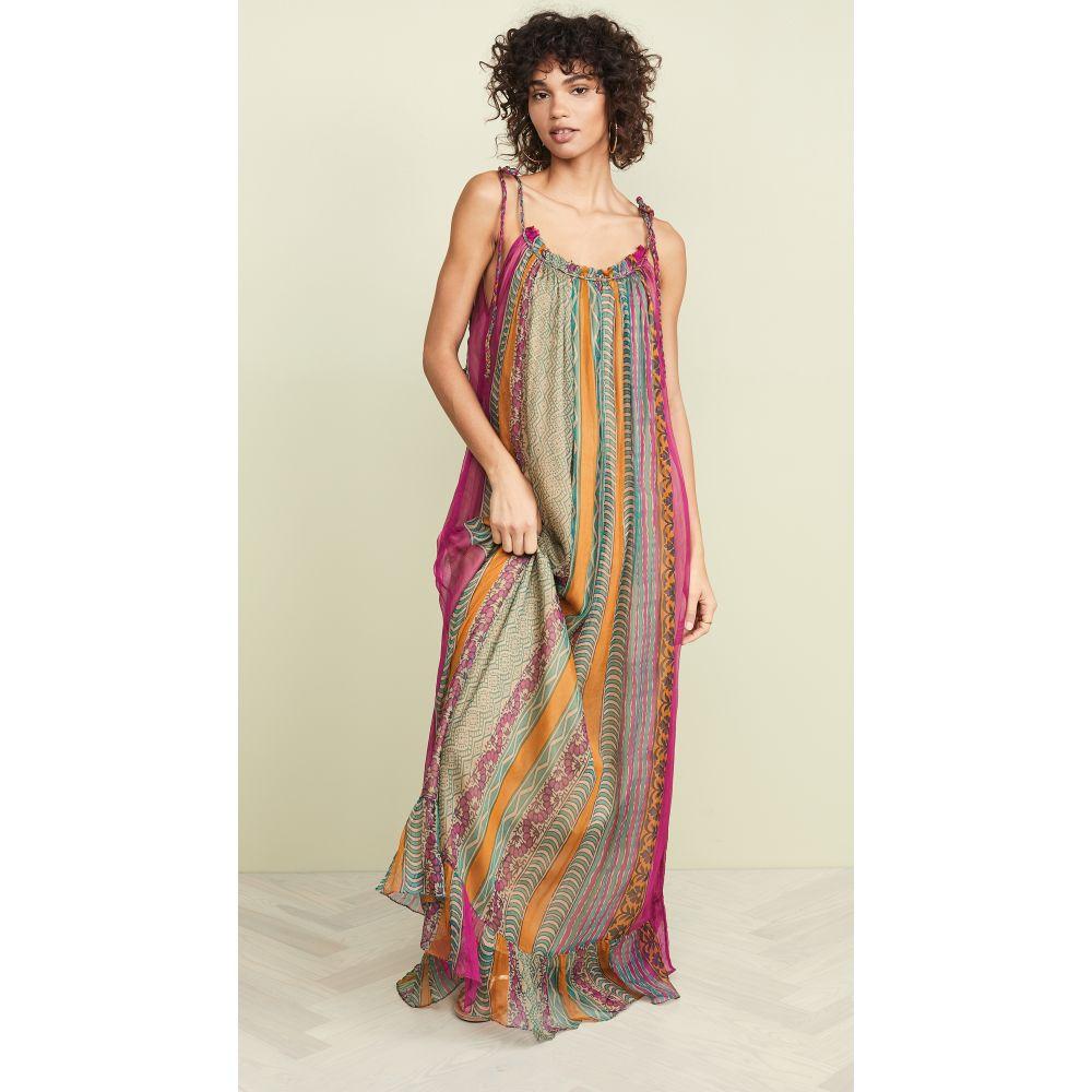 メドモアゼル Mes Demoiselles レディース ワンピース・ドレス ワンピース【Guadalupe Dress】Multico