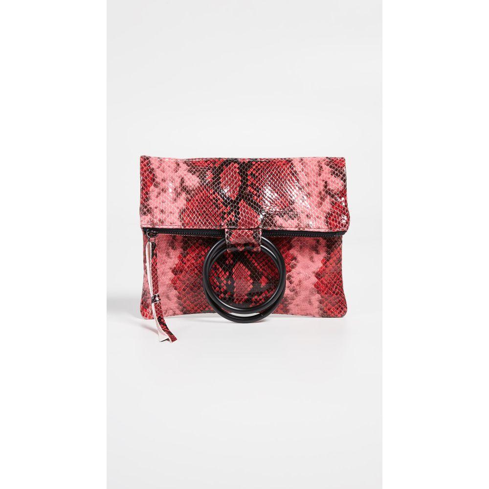 オリベベ Oliveve レディース バッグ【Laine Ring Bag】Rose Snake