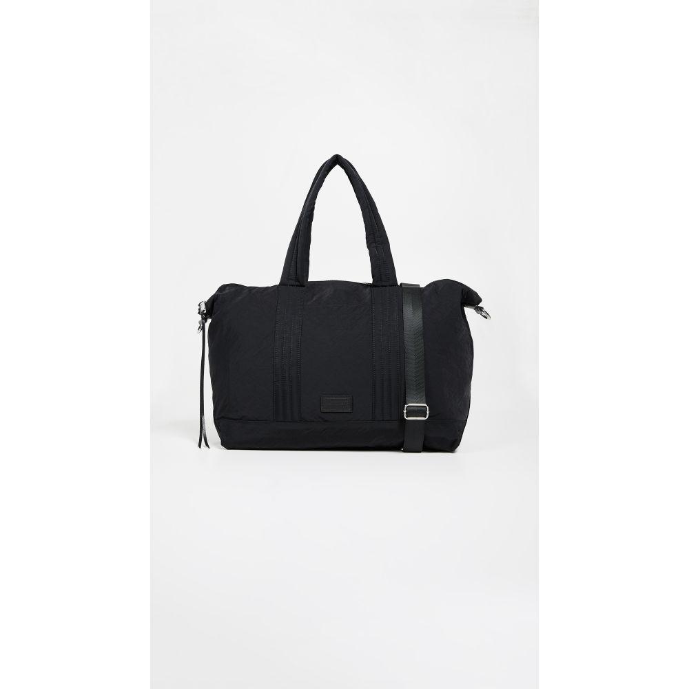 レベッカ ミンコフ Rebecca Minkoff レディース バッグ ボストンバッグ・ダッフルバッグ【Washed Nylon Weekender Bag】Black
