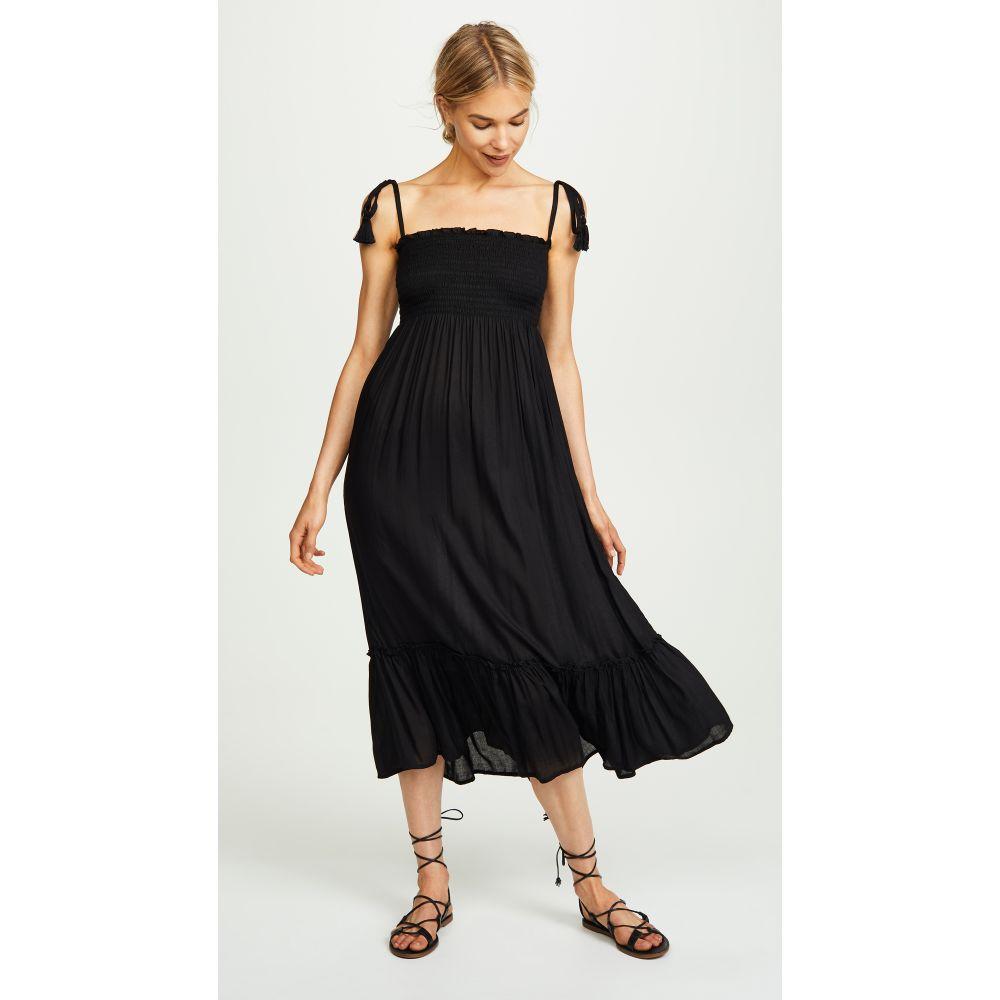 クールチェンジ coolchange レディース 水着・ビーチウェア ビーチウェア【Piper Solid Dress】Black