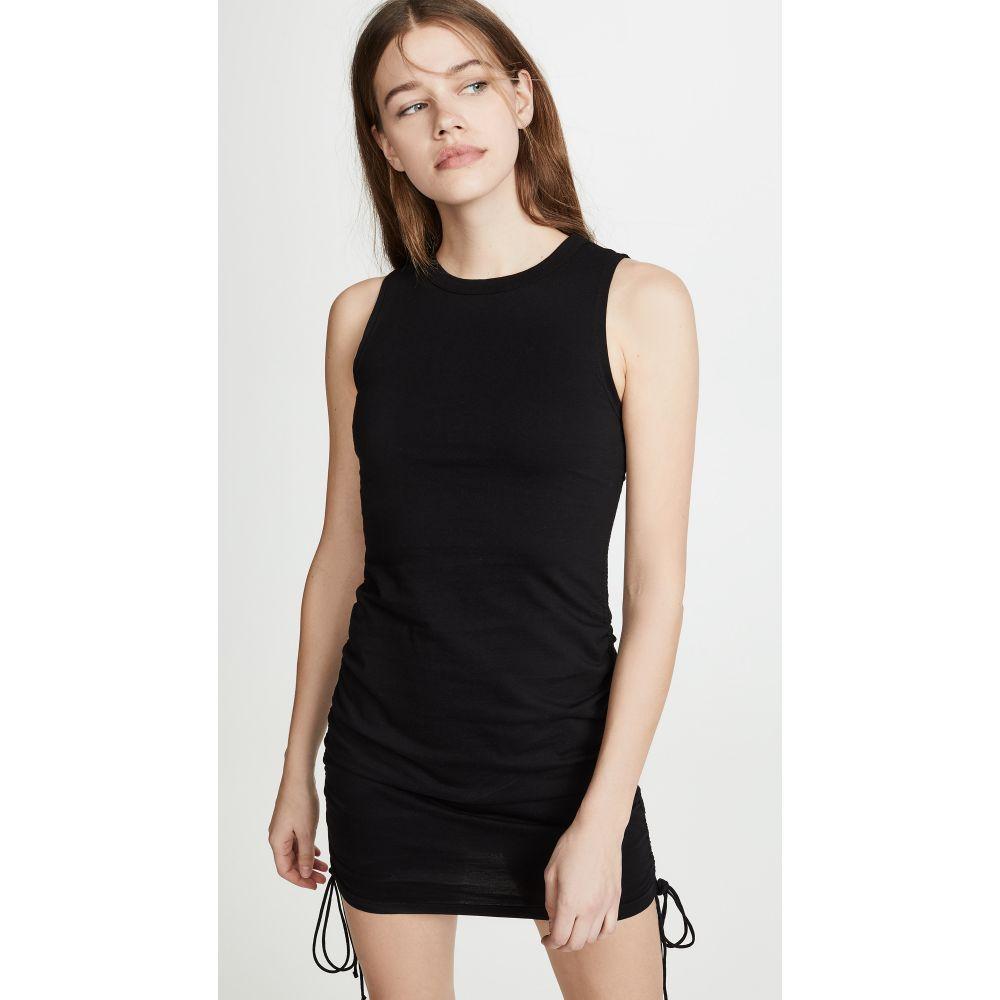 コットンシチズン Cotton Citizen レディース ワンピース・ドレス ワンピース【Lisbon Tank Dress】Jet Black
