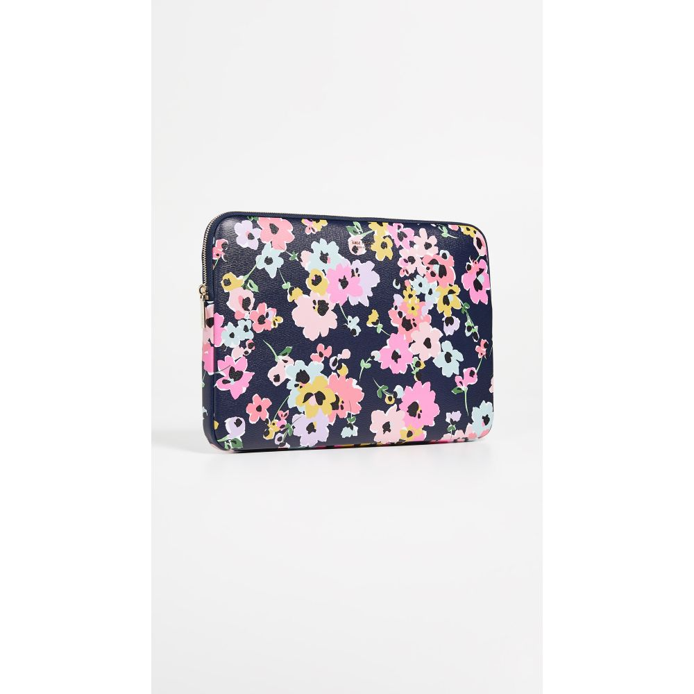 ケイト スペード Kate Spade New York レディース バッグ パソコンバッグ【Wildflower Bouquet Universal Laptop Sleeve】Navy Multi
