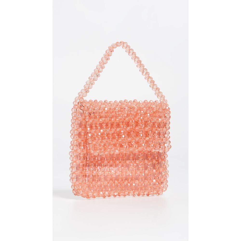 サム エデルマン Sam Edelman レディース バッグ【Violet Acrylic Beaded Bag】Peach