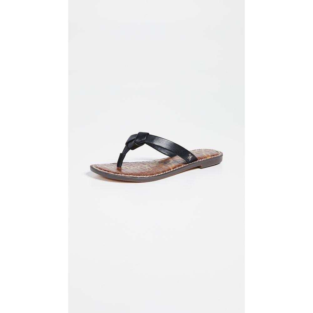サム エデルマン Sam Edelman レディース シューズ・靴 ビーチサンダル【Giles Flip Flops】Black