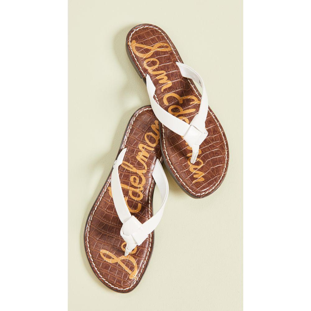 サム エデルマン Sam Edelman レディース シューズ・靴 ビーチサンダル【Giles Flip Flops】Bright White