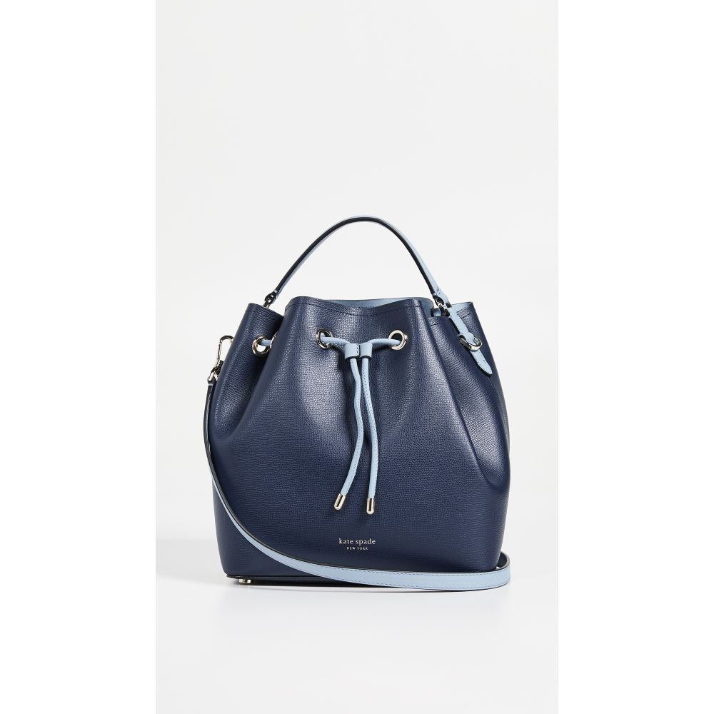ケイト スペード Kate Spade New York レディース バッグ【Vivian Medium Bucket Bag】Blazer Blue