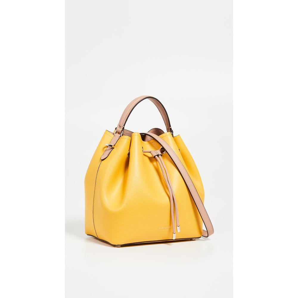 ケイト スペード Kate Spade New York レディース バッグ【Vivian Medium Bucket Bag】Vibrant Canary
