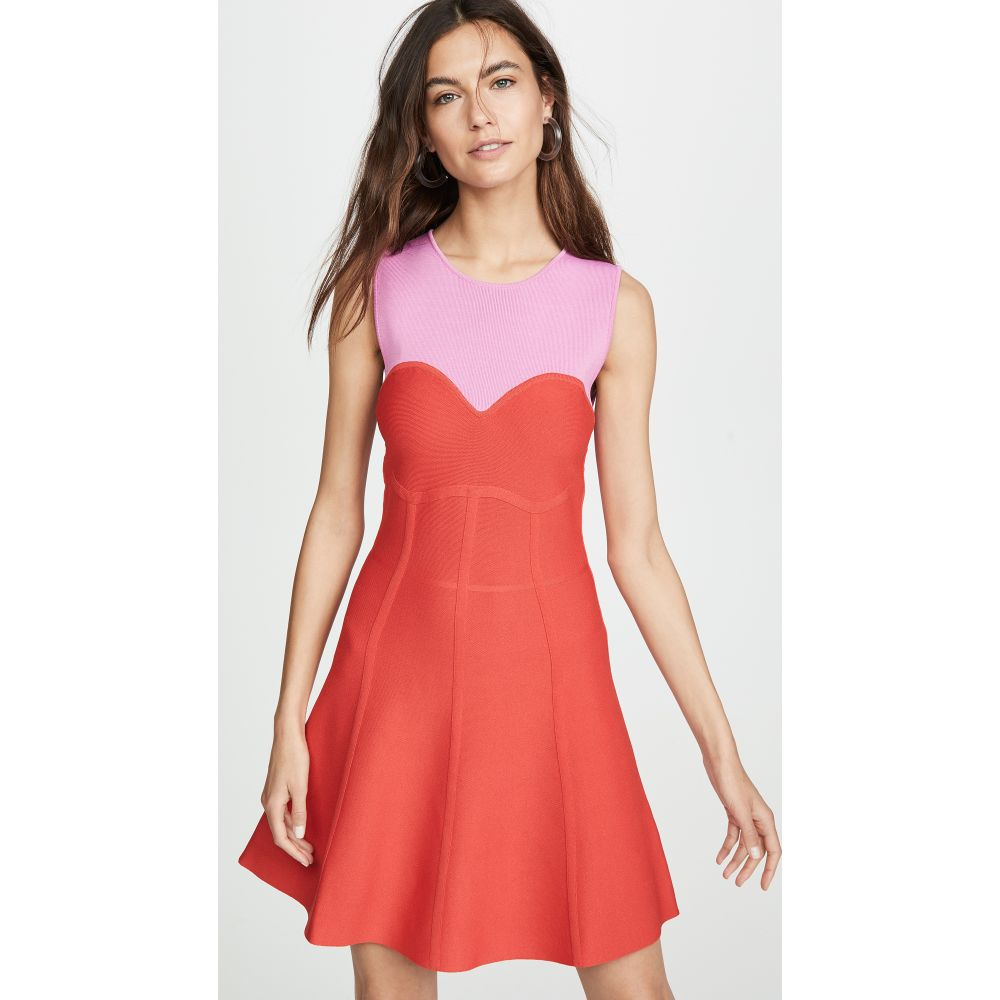 パーカー Parker レディース ワンピース・ドレス ワンピース【Sheri Knit Dress】Roseberry