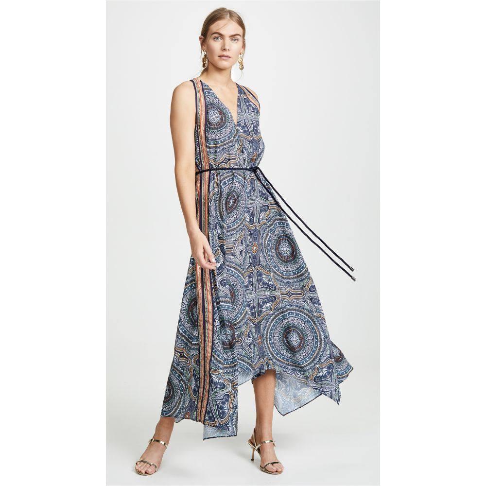 ロミー ブルック Ramy Brook レディース ワンピース・ドレス ワンピース【Vanna Dress】Navy Multi Combo