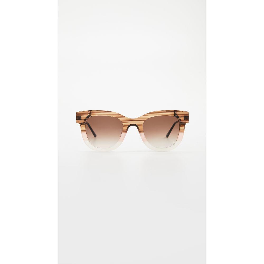 ティエリー ラスリー Thierry Lasry レディース メガネ・サングラス【Sexxxy 901 Sunglasses】Brown/Pink