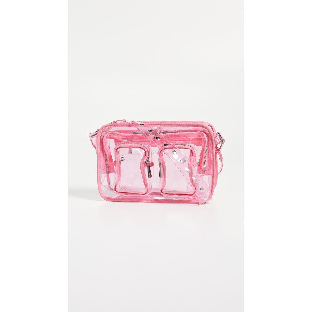 ヌーノ Nunoo レディース バッグ【Ellie Transparent Bag】Pink