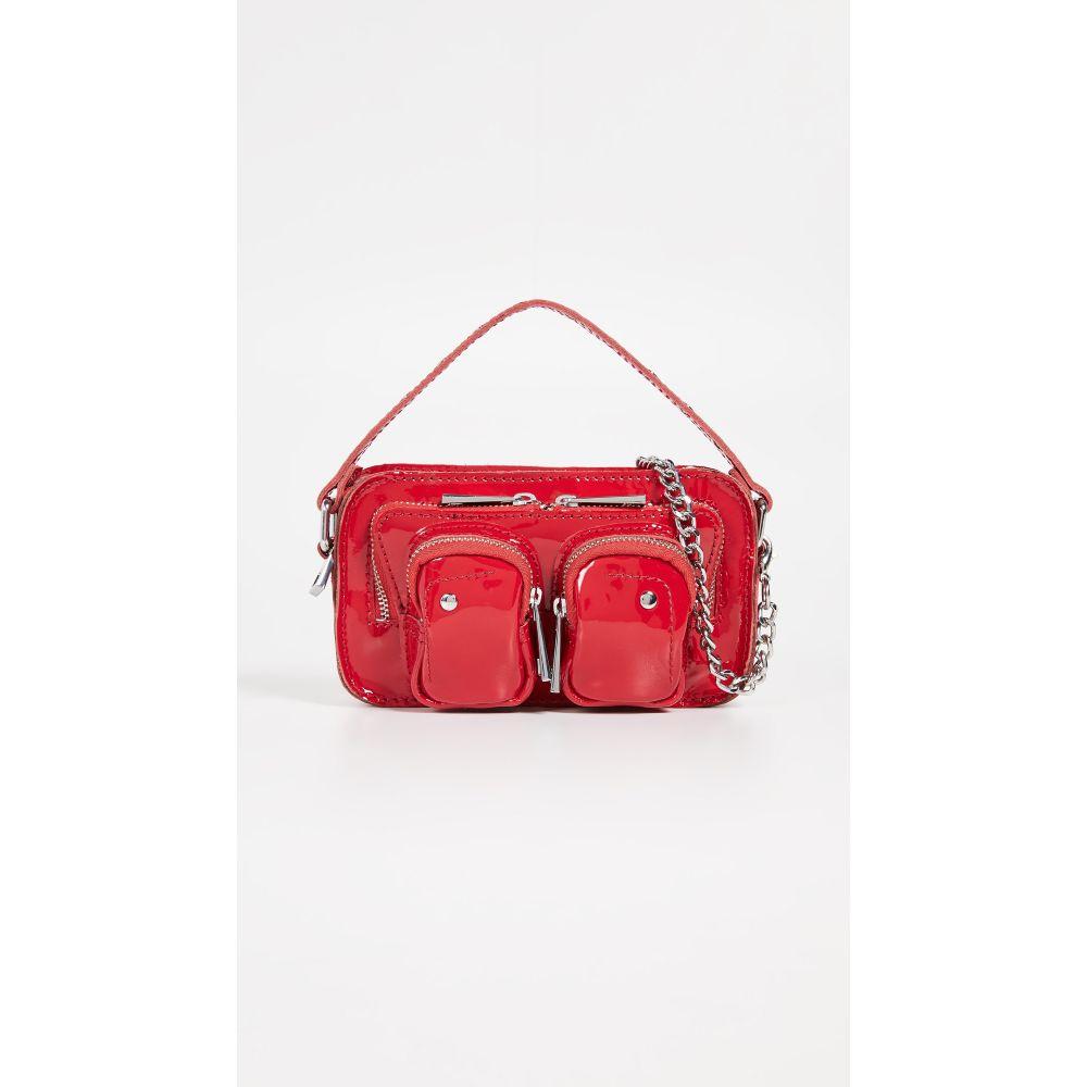 ヌーノ Bag】Red Nunoo ヌーノ レディース Patent バッグ ハンドバッグ【Helena Patent Bag】Red, ものづくりのがんばり屋:9bbd037a --- reinhekla.no