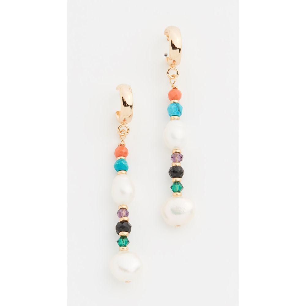 シャシ Shashi レディース ジュエリー・アクセサリー イヤリング・ピアス【Sol Earrings】Pearl/Multi