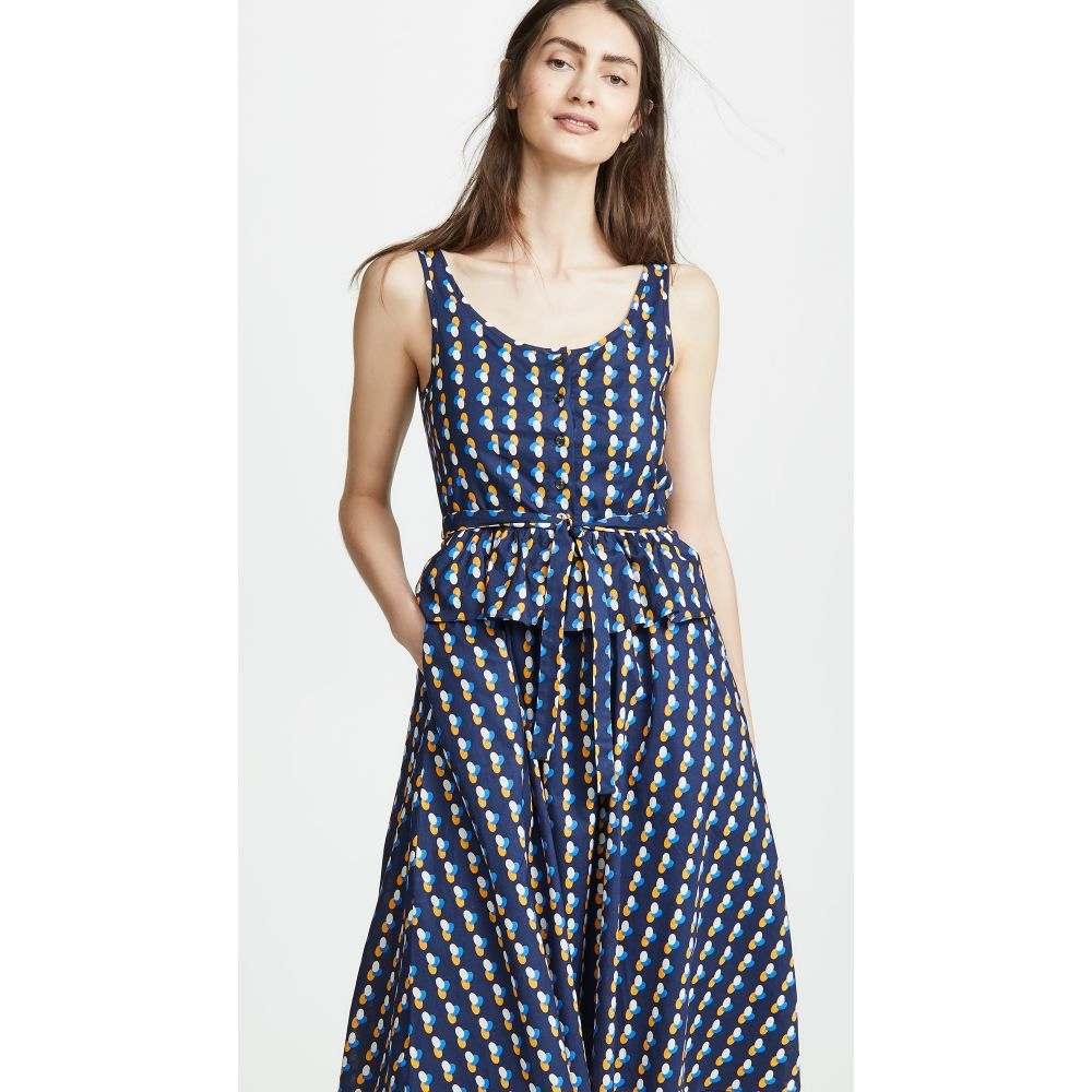 アーペーセー A.P.C. レディース ワンピース・ドレス ワンピース【Murano Dress】Marine