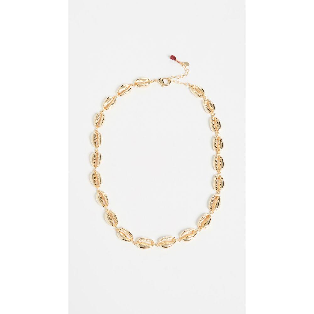 シャシ Shashi レディース ジュエリー・アクセサリー ネックレス【Baltic Choker Necklace】Gold
