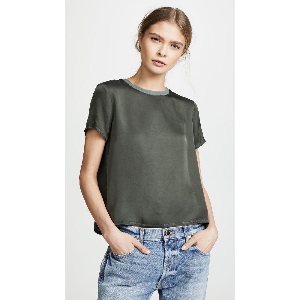 ネーション Nation LTD レディース トップス Tシャツ【Marie T-Shirt】Utility