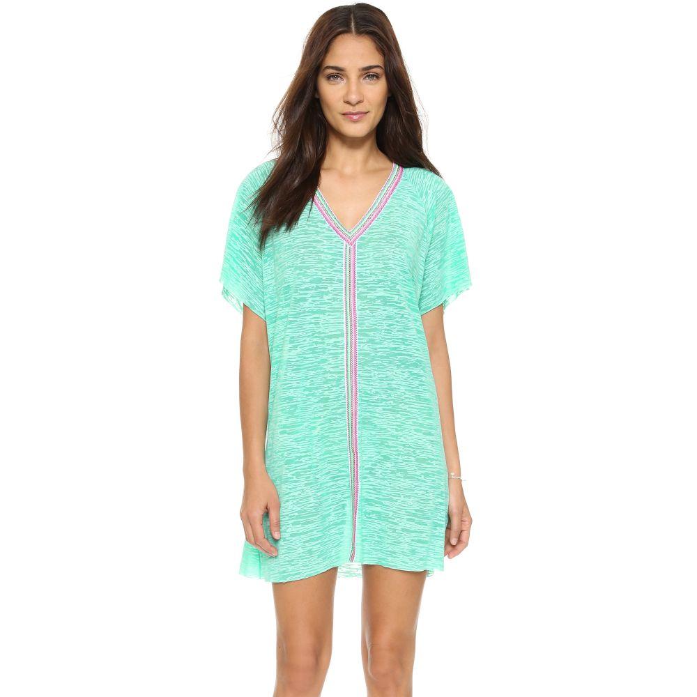 ピトゥサ Pitusa レディース 水着・ビーチウェア ビーチウェア【Mini Abaya Dress】Mint