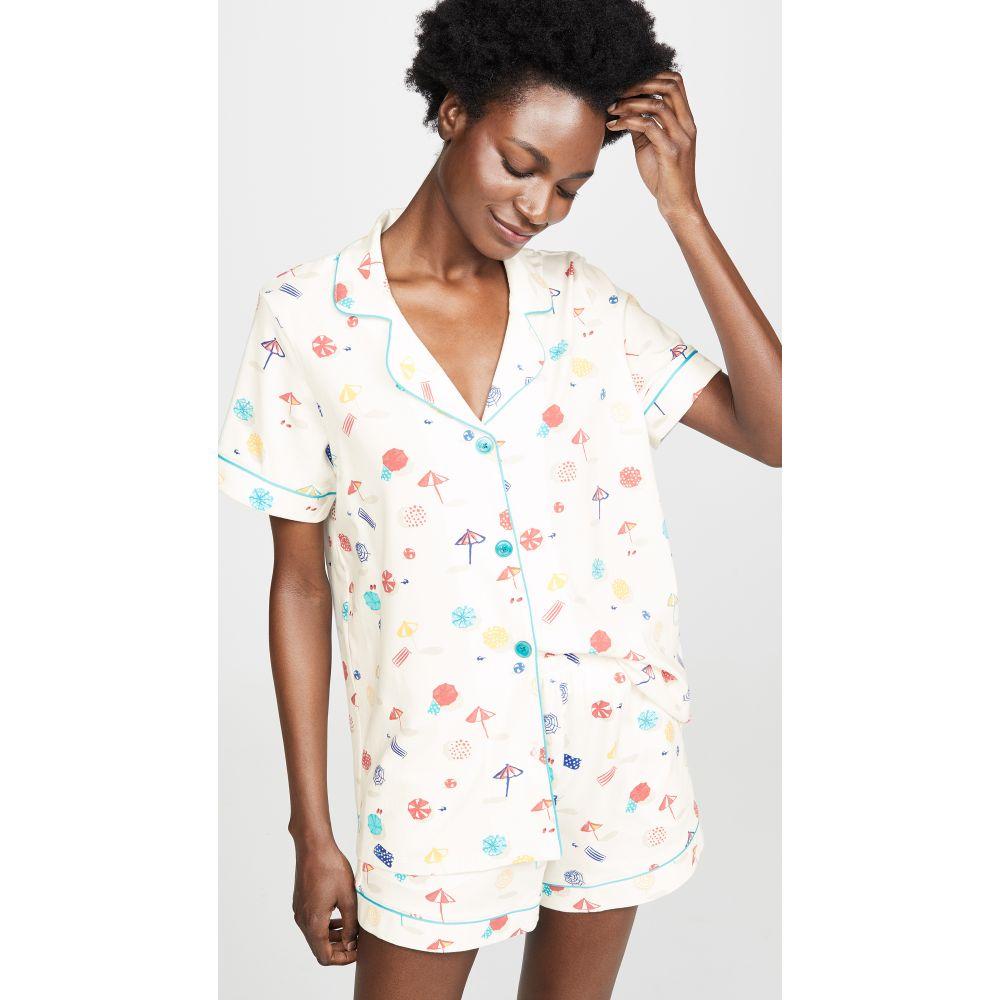 ベッドヘッド BedHead Pajamas レディース インナー・下着 パジャマ・上下セット【Oceanside Classic PJ Set】Multi