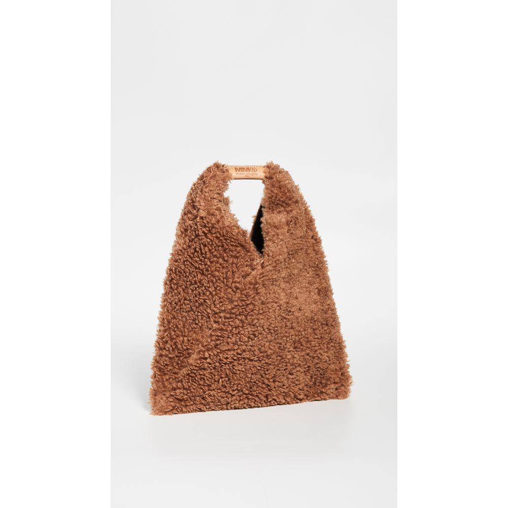 メゾン マルジェラ MM6 Maison Margiela レディース バッグ トートバッグ【Small Triangle Tote】Camel