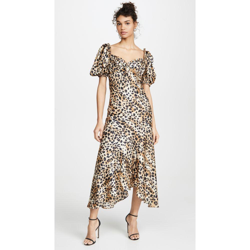 ロニー コボ Ronny Kobo レディース ワンピース・ドレス ワンピース【Miri Dress】Leopard Multi