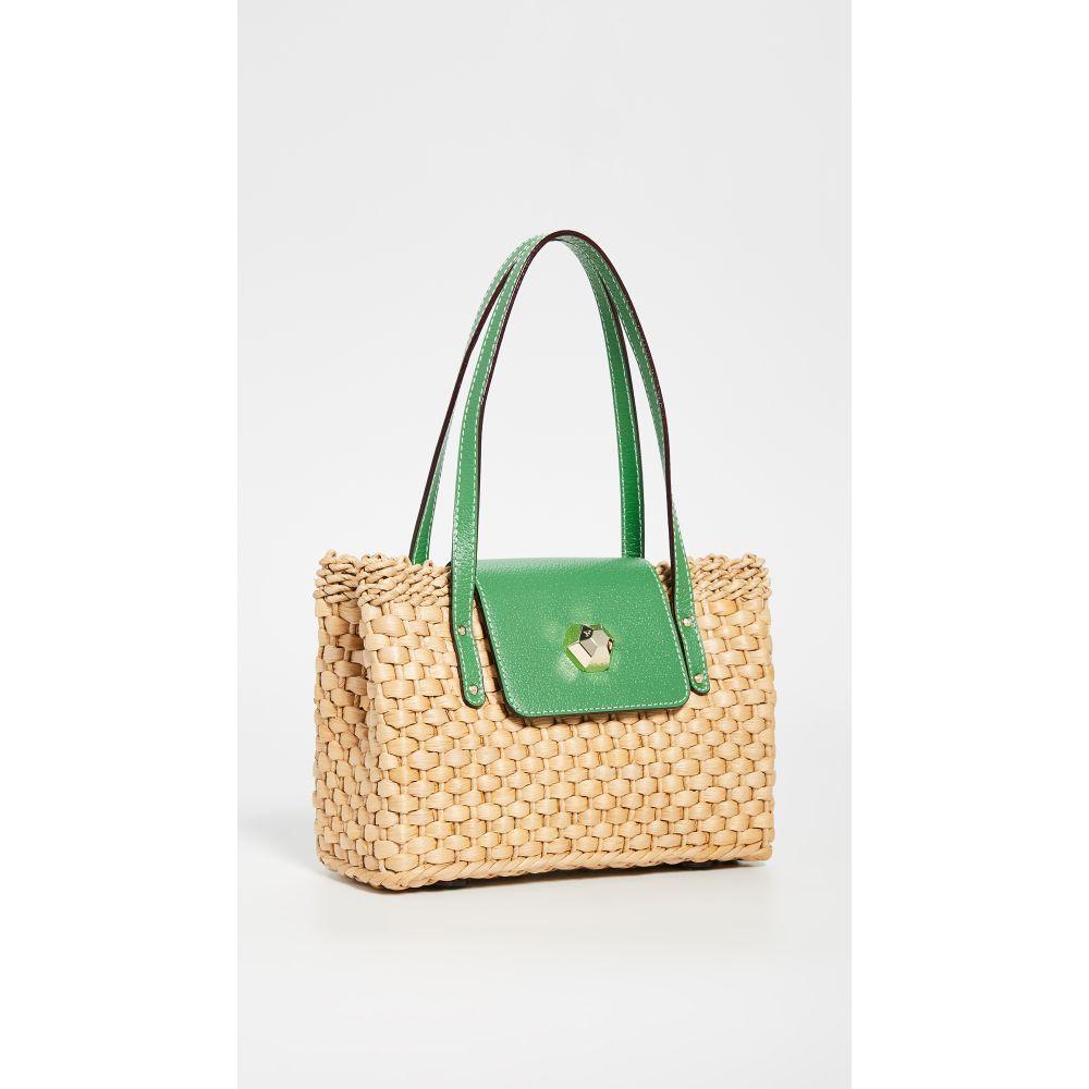 フランシス ヴァレンタイン Frances Valentine レディース バッグ【Gigi Medium Hobo Bag】Green