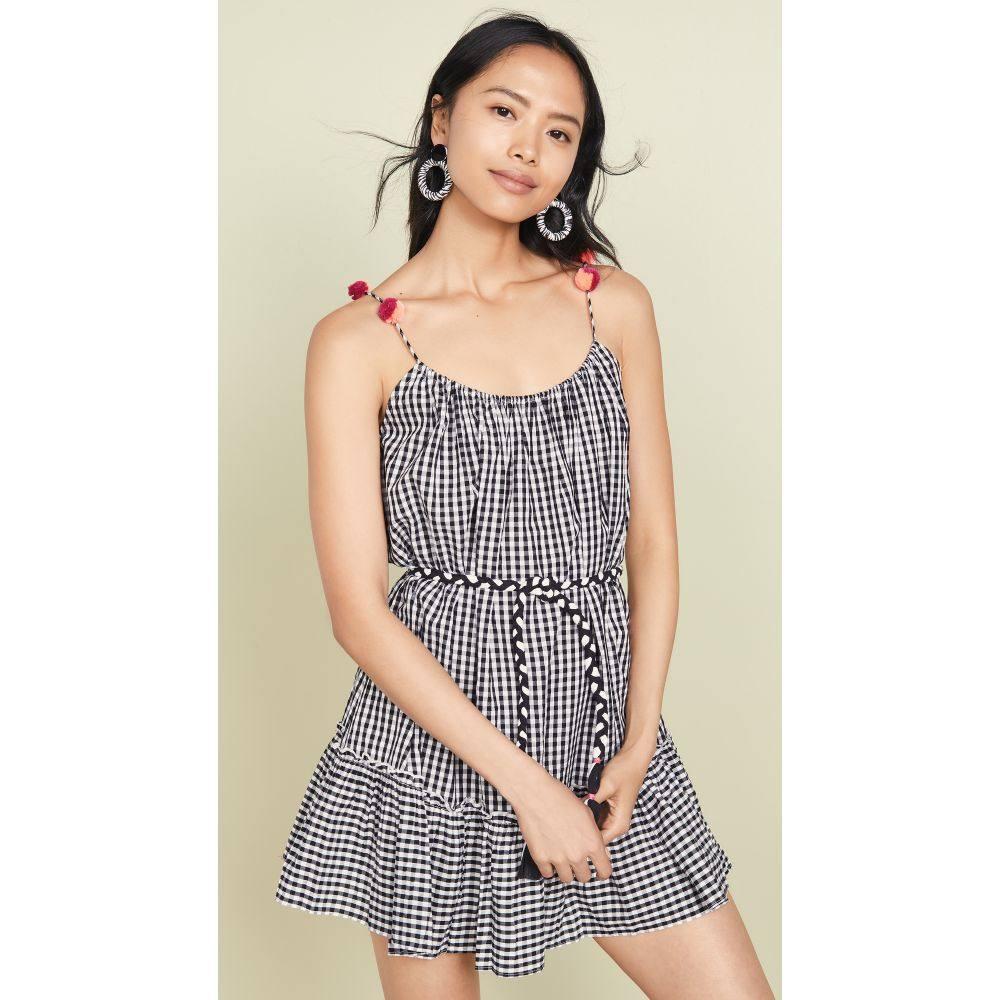 コス Kos Resort レディース 水着・ビーチウェア ビーチウェア【Gingham Mini Dress】Gingham