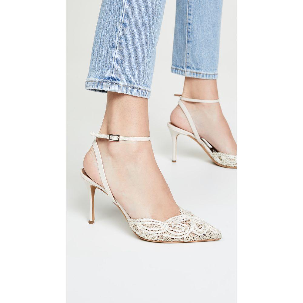 タビサ シモンズ Tabitha Simmons レディース シューズ・靴 サンダル・ミュール【Sen Floret D'orsay Sandals】Ivory