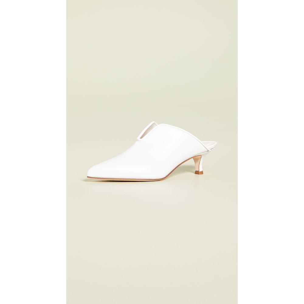 ティビ Tibi レディース シューズ・靴 サンダル・ミュール【Dana Mule Pumps】Bright White
