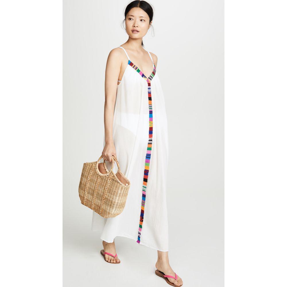 ナインシード 9seed レディース 水着・ビーチウェア ビーチウェア【Portofino Dress】White