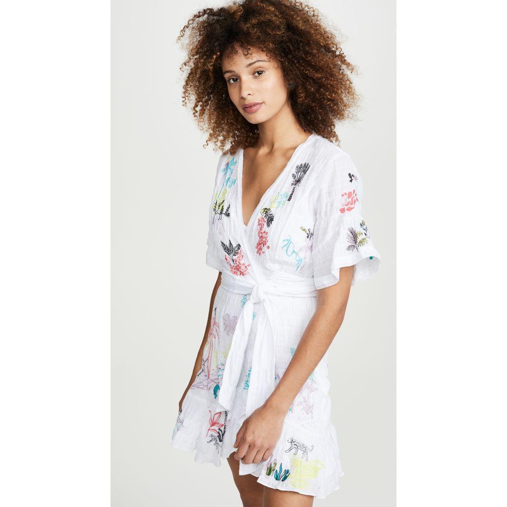タニヤ テイラー Tanya Taylor レディース ワンピース・ドレス ワンピース【Brandy Dress】White