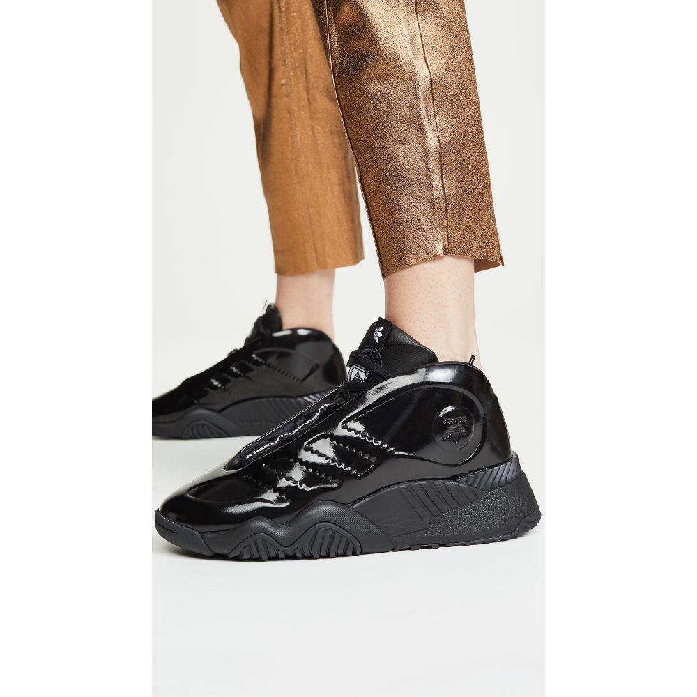 アディダス adidas Originals by Alexander Wang レディース シューズ・靴 スニーカー【AW Futureshell Sneakers】Core Black