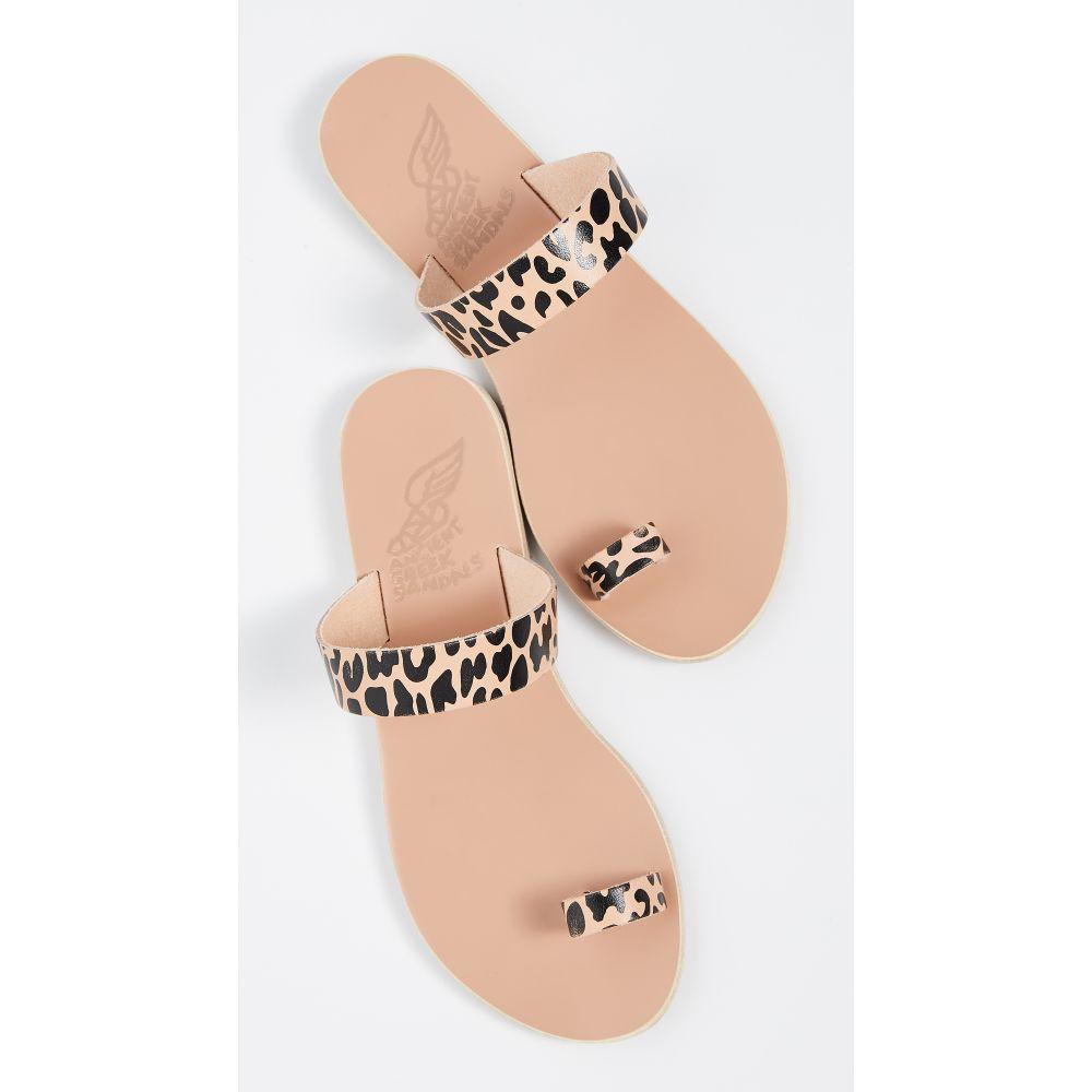 エンシェント グリーク サンダルズ Ancient Greek Sandals レディース シューズ・靴 サンダル・ミュール【Thalia Slides】Natural/Cheetah