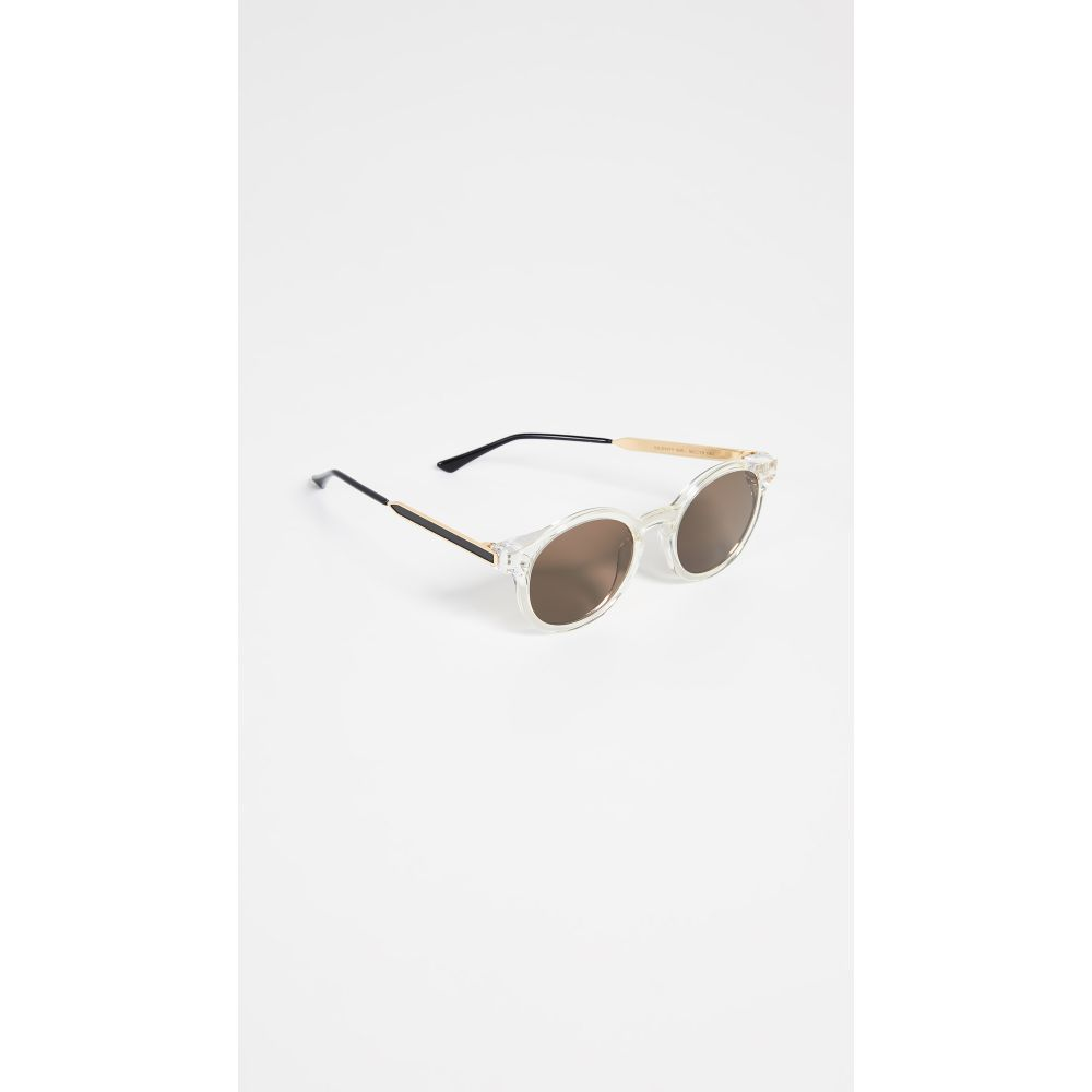 ティエリー ラスリー Thierry Lasry レディース メガネ・サングラス【Silenty 995 Sunglasses】Champagne/Gold