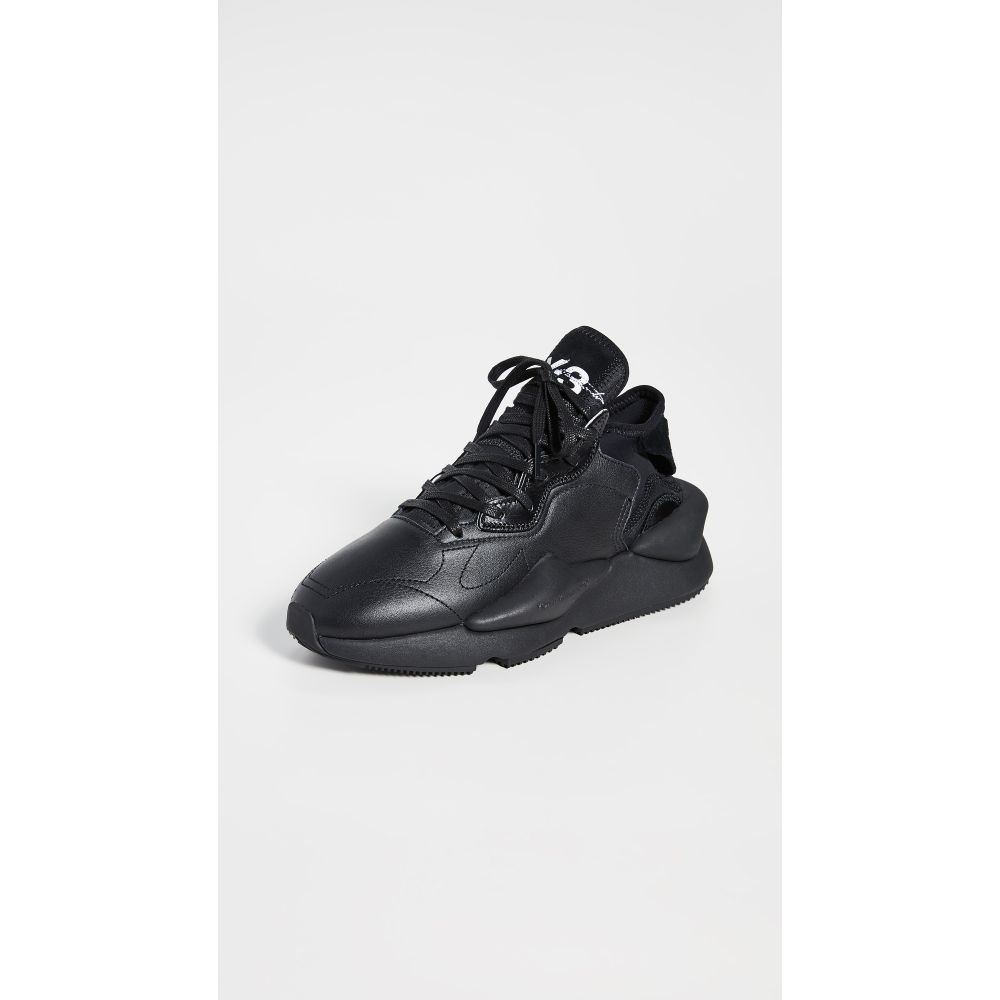 ワイスリー Y-3 レディース シューズ・靴 スニーカー【Kaiwa Sneakers】Black/Black/White