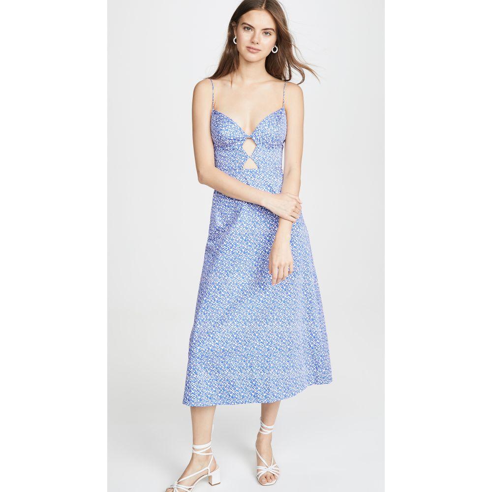 サローニ Saloni レディース ワンピース・ドレス ワンピース【Jana Dress】Vibrant Dot