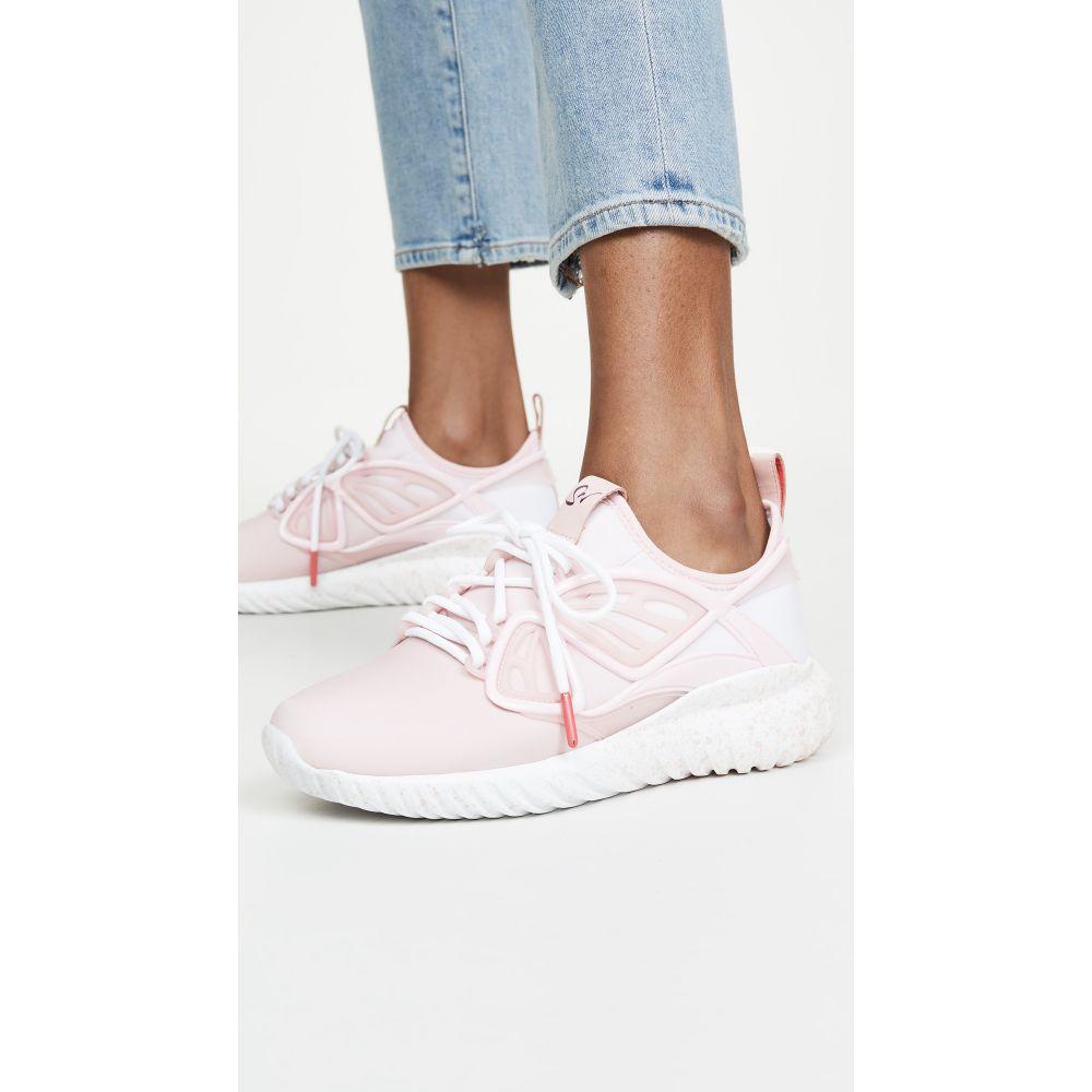 ソフィア ウェブスター Sophia Webster レディース シューズ・靴 スニーカー【Fly-By Sneakers】Sophia Pink Ombre