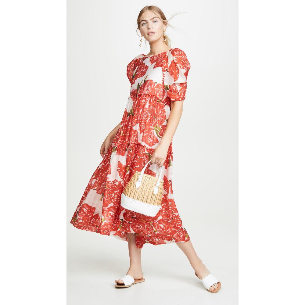 ロードリゾート Rhode レディース 水着・ビーチウェア ビーチウェア【Aurora Dress】Rose Bouquet