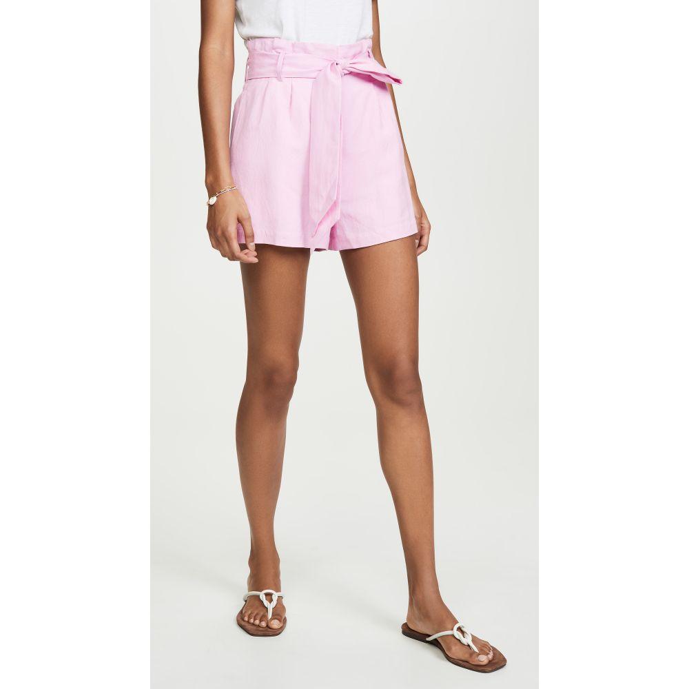 ロストアンドワンダー Lost + Wander レディース ボトムス・パンツ ショートパンツ【Guava Tie Shorts】Pink
