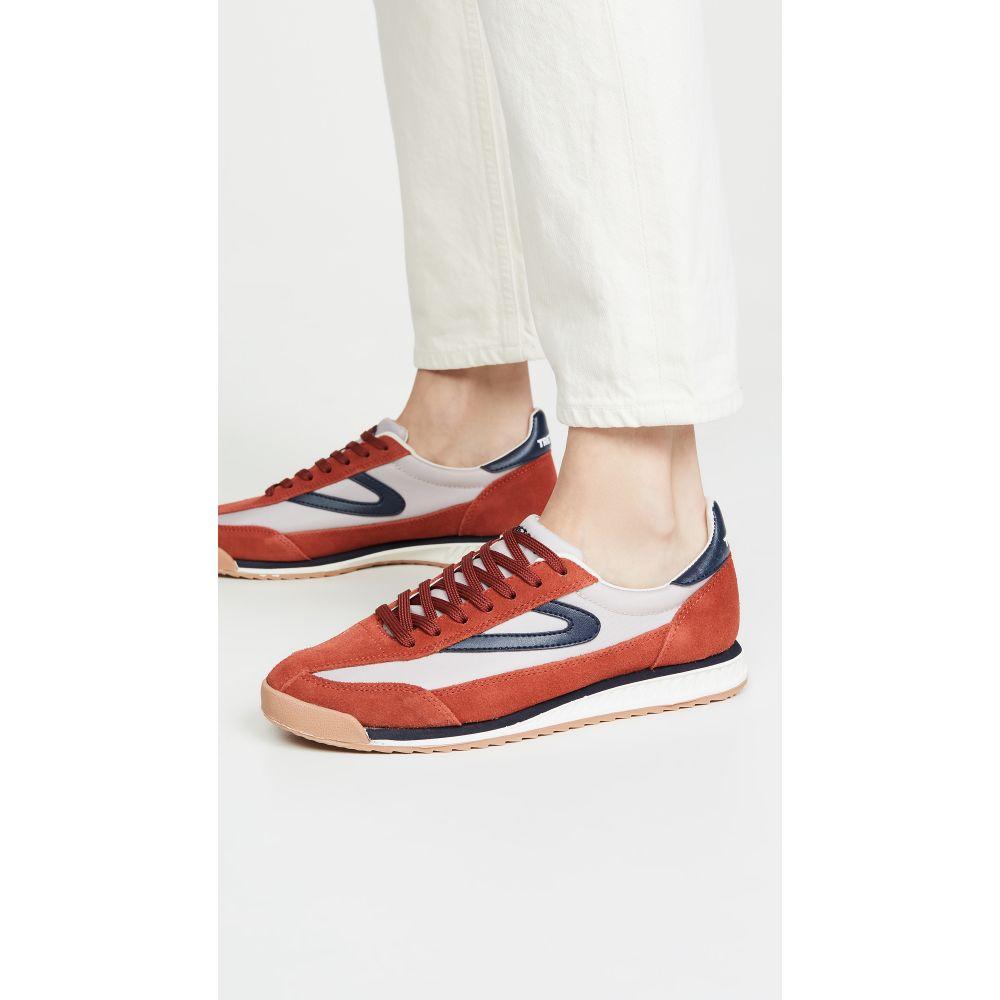 トレトン Tretorn レディース シューズ・靴 スニーカー【Rawlins 2 Sneakers】Pumpkin Spice/Icing/Oltremare