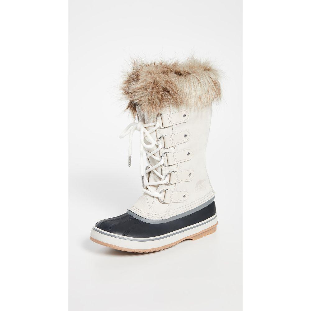 ソレル Sorel レディース シューズ・靴 ブーツ【Joan of Arctic Boots】Dark Stone/Sea Salt