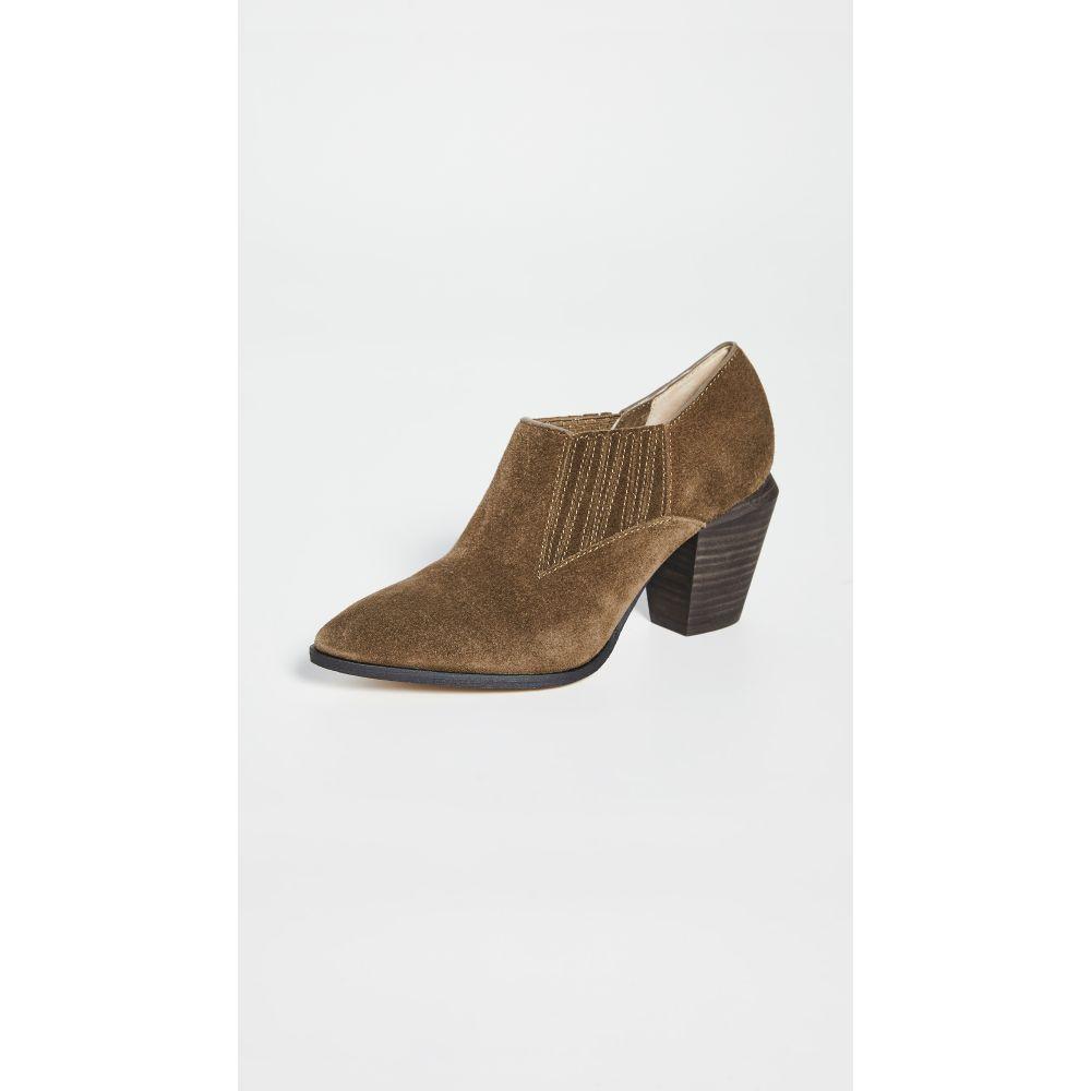スプレンディッド Splendid レディース シューズ・靴 ブーツ【Hertha Block Heel Booties】Sable