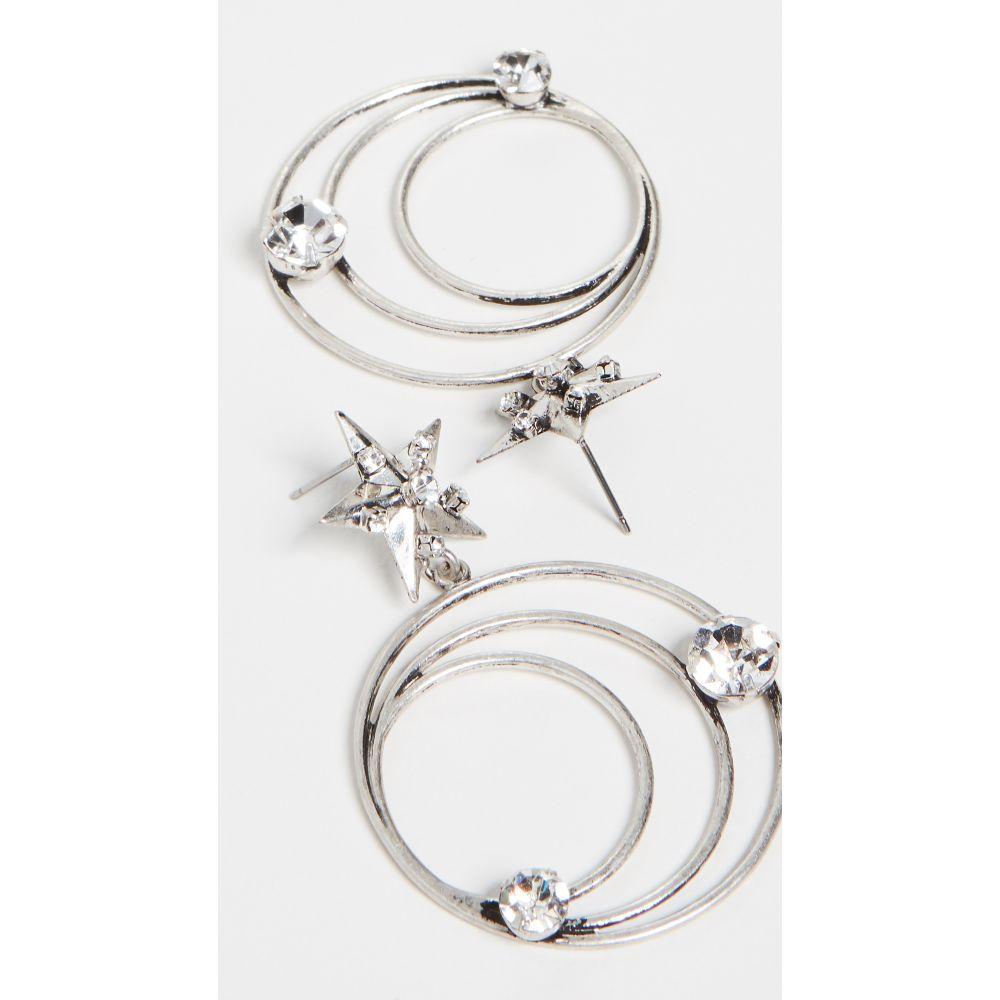 ダニジョー DANNIJO レディース ジュエリー・アクセサリー イヤリング・ピアス【Lucky Earrings】Crystal
