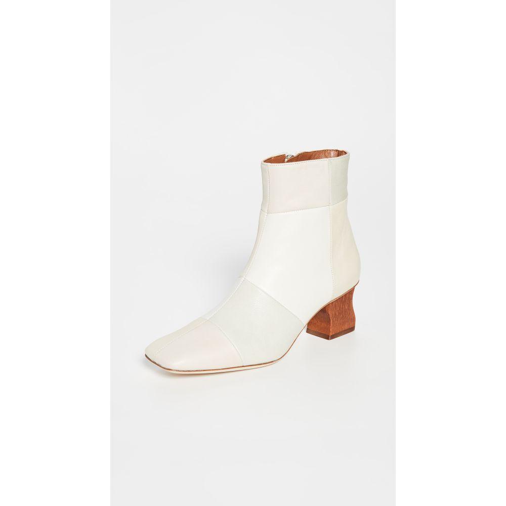 レジーナ ピヨ Rejina Pyo レディース シューズ・靴 ブーツ【Yuki Boots】Cream Patchwork