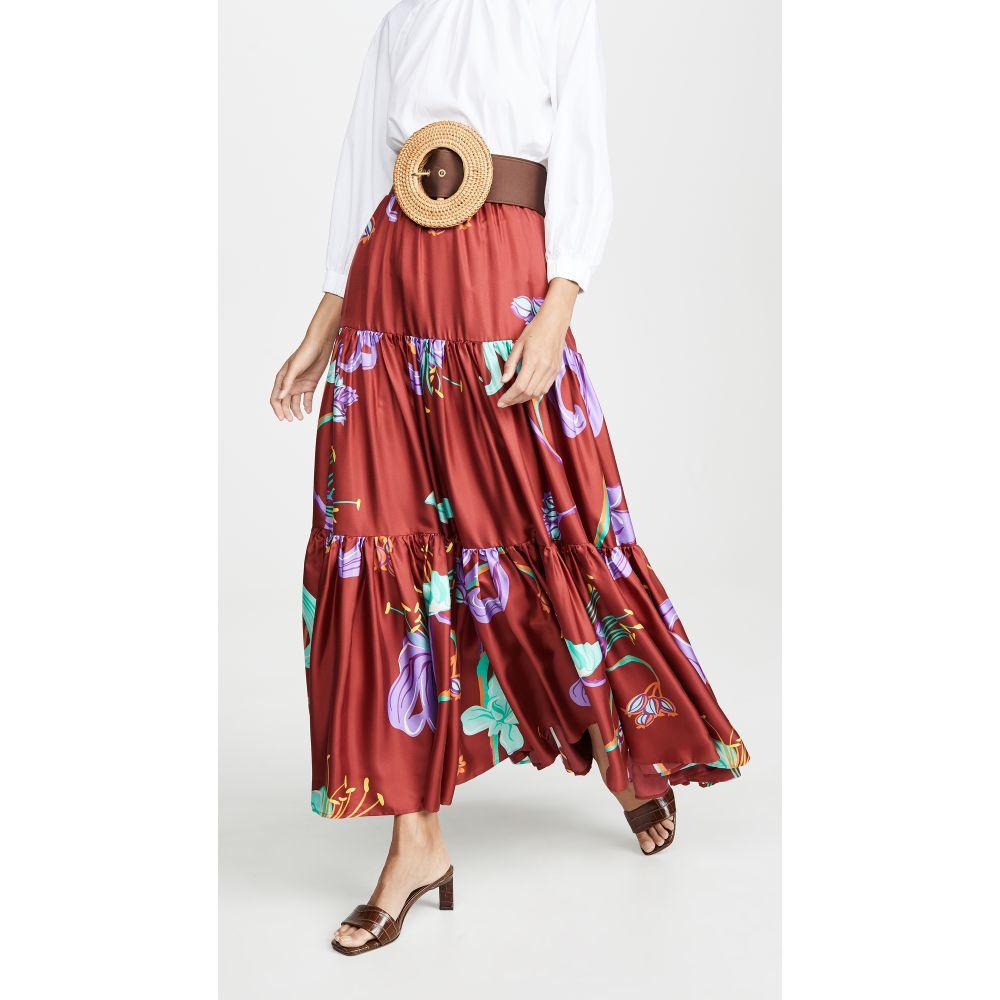 ラダブルジェー La Double J レディース スカート【Big Skirt】Maneater Rosso