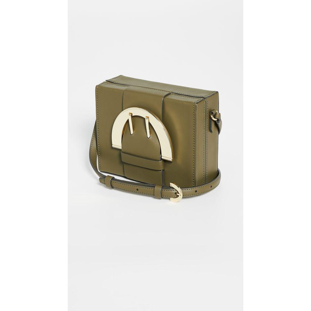 ザック ポーゼン ZAC Zac Posen レディース バッグ ショルダーバッグ【Biba Buckle Large Box Crossbody Bag】Herb