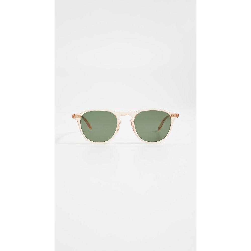 ギャレットライト GARRETT LEIGHT レディース メガネ・サングラス【Hampton 46 Sunglasses】Pink/Grey