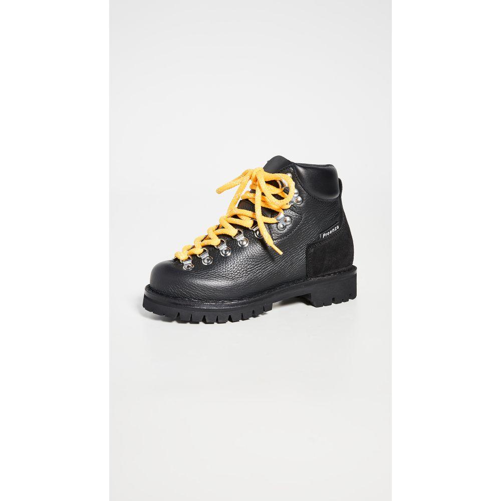 プロエンザ スクーラー Proenza Schouler レディース ハイキング・登山 ブーツ シューズ・靴【Hiking Boots】Nero
