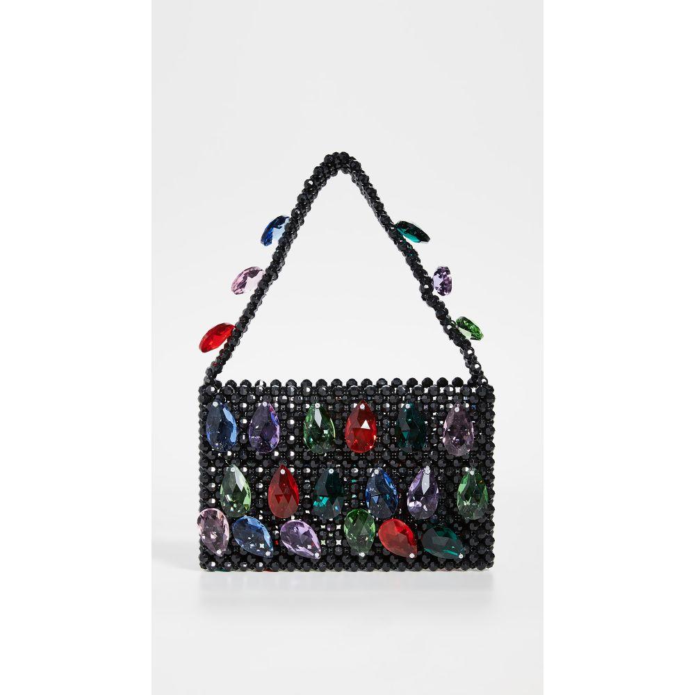 スーザンアレクサンドラ Susan Alexandra レディース トートバッグ バッグ【Bop Crystal Bag】Black