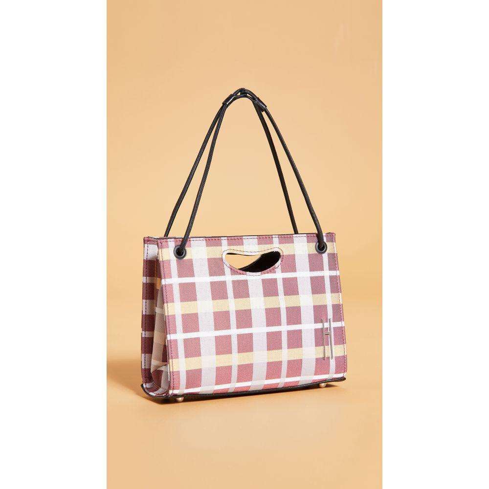 ヘイワード Hayward レディース トートバッグ バッグ【Mini 1712 Basket Bag】Bordeaux